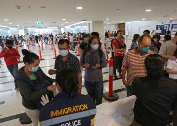Les étrangers se trouvant en Thaïlande invités à renouveler leurs visas avant la date limite du 26 septembre