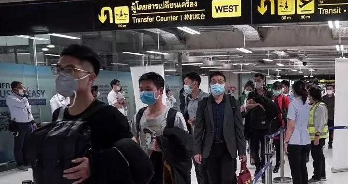 La Thaïlande doit accueillir aujourd'hui à Bangkok le premier groupe de touristes bénéficiant d'un « visa touristique spécial »