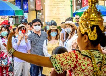 La Thaïlande va tenter une timide relance de son tourisme avec un vol en provenance de Chine la semaine prochaine