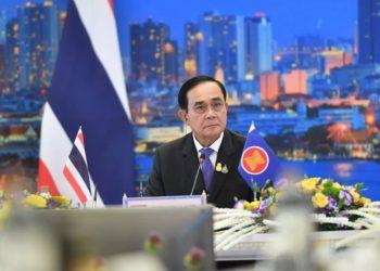 Thaïlande : le gouvernement prolonge l'état d'urgence jusqu'à la mi-janvier 2021