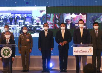 Vaccin Covid-19 : la Thaïlande conclut un accord avec AstraZeneca