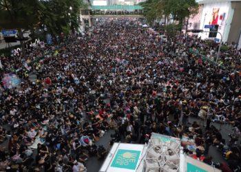 Manifestations en Thaïlande : les opposants au gouvernement annoncent une pause et un retour après le Nouvel An