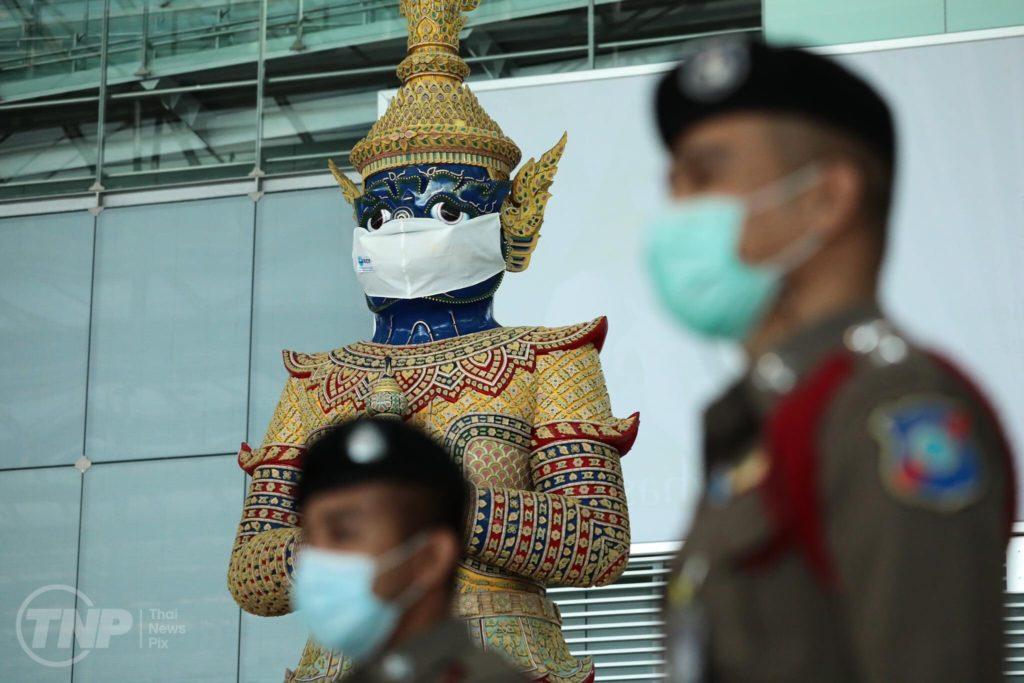Thaïlande : 3 065 étrangers ont été admis au cours du mois de novembre 2020