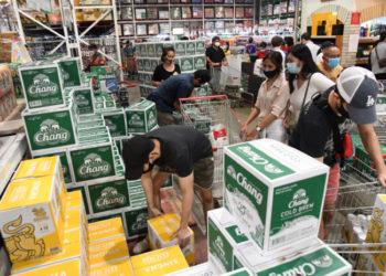 Thaïlande : vente d'alcool interdite pendant 24 heures ce week-end en raison des élections locales