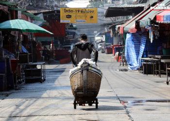 La Banque de Thaïlande va revoir à la baisse ses prévisions de croissance dans la foulée de la deuxième vague de coronavirus Covid-19