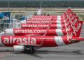 Thai AirAsia fait état d'une situation de crise chez les compagnies aériennes en raison de la nouvelle vague de coronavirus Covid-19