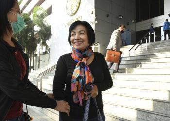 Une Thaïlandaise condamnée à une peine de prison record de plus de quatre décennies pour lèse-majesté