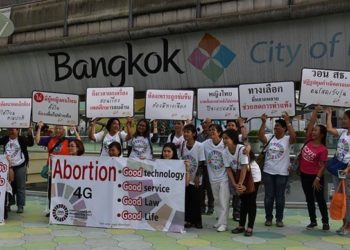 L'avortement désormais autorisé en Thaïlande pour les grossesses jusqu'à 12 semaines