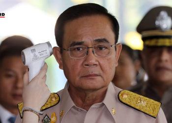 Thaïlande : le Premier ministre Prayut Chan-o-cha veut être le premier à recevoir le vaccin contre le coronavirus Covid-19