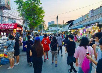 La Thaïlande rejette l'hypothèse selon laquelle le coronavirus Covid-19 serait initialement apparu au marché de Chatuchak à Bangkok