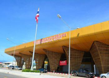 L'aéroport de Betong, dans le sud de la Thaïlande, devrait finalement être opérationnel en avril