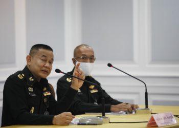 Un médecin de l'armée thaïlandaise arrêté pour avoir vendu et inoculé de faux vaccins contre le coronavirus Covid-19 à des soldats de l'ONU chargés du maintien de la paix au Soudan du Sud