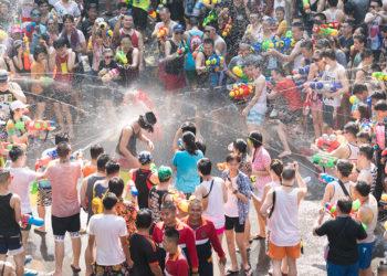 Songkran 2021 : la Thaïlande interdit les batailles d'eau pour la deuxième année consécutive à cause du coronavirus Covid-19
