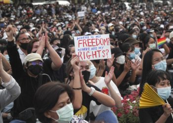 La Thaïlande rétrogradée au rang de « non libre » dans le classement de la « liberté dans le monde » établi par Freedom House