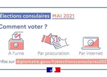 Élections consulaires du 30 mai 2021 en Thaïlande