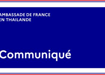 Vaccination Covid-19 en Thaïlande : point de l'ambassade de France