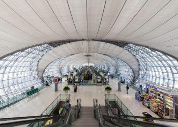 L'aéroport Suvarnabhumi de Bangkok est le plus exposé au risque d'inondation côtière dans le monde