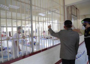 Les prisons surpeuplées de Thaïlande au cœur de la flambée de coronavirus Covid-19 de ces dernières semaines